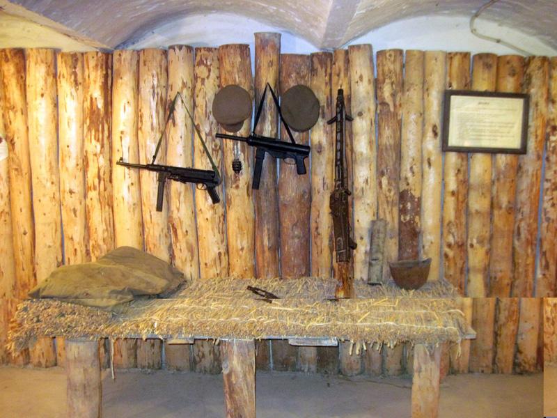 Музей політичних в'язнів. Тернопіль