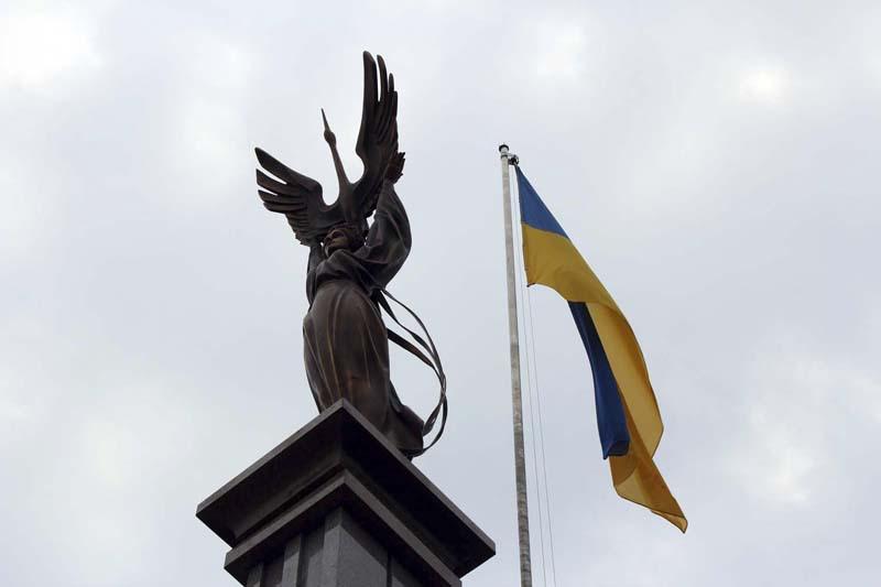 Пам'ятник Незалежності України. Тернопіль