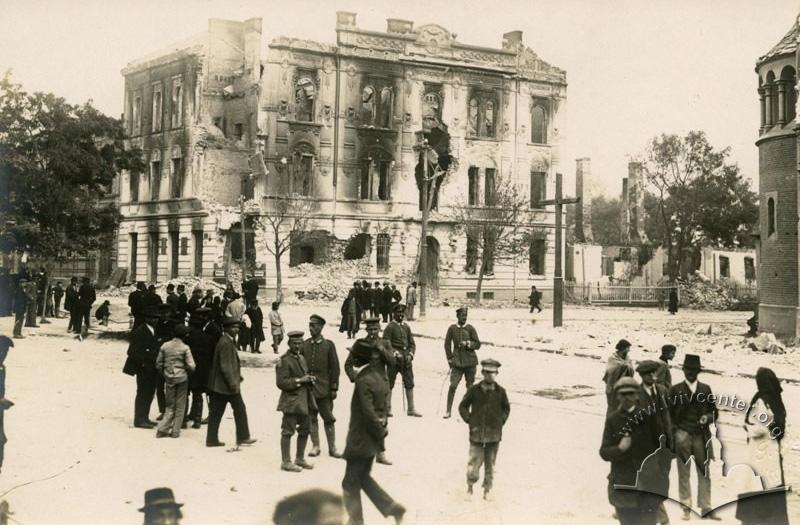 Тернопіль часів Другої світової війни