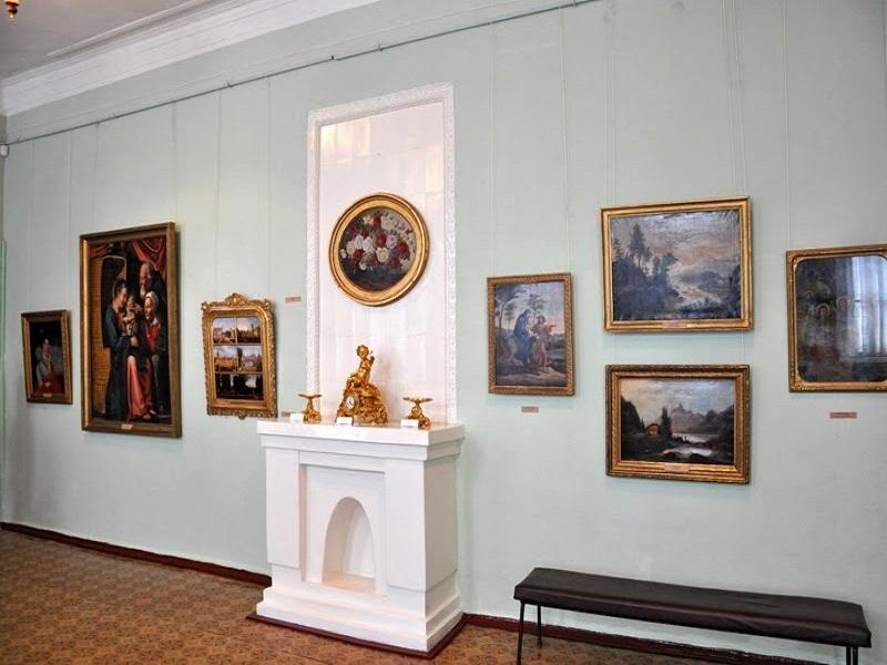 Зал європейського живопису