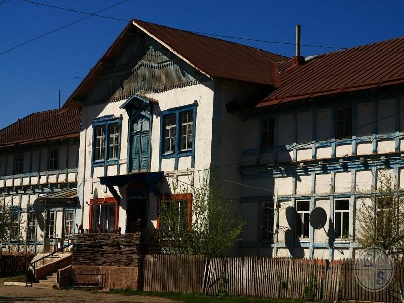Будинок, в якому провів дитинство Казимір Малевич