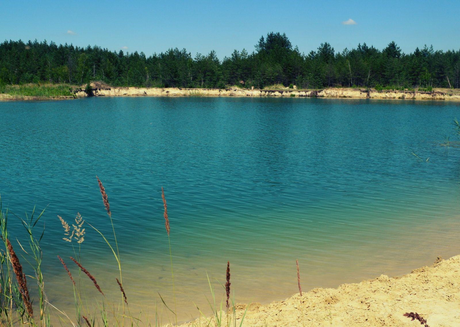 Блакитні озера Чернігівщини