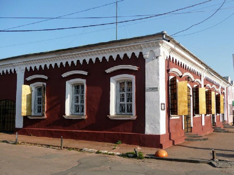 Типовий будинок грецької частини міста