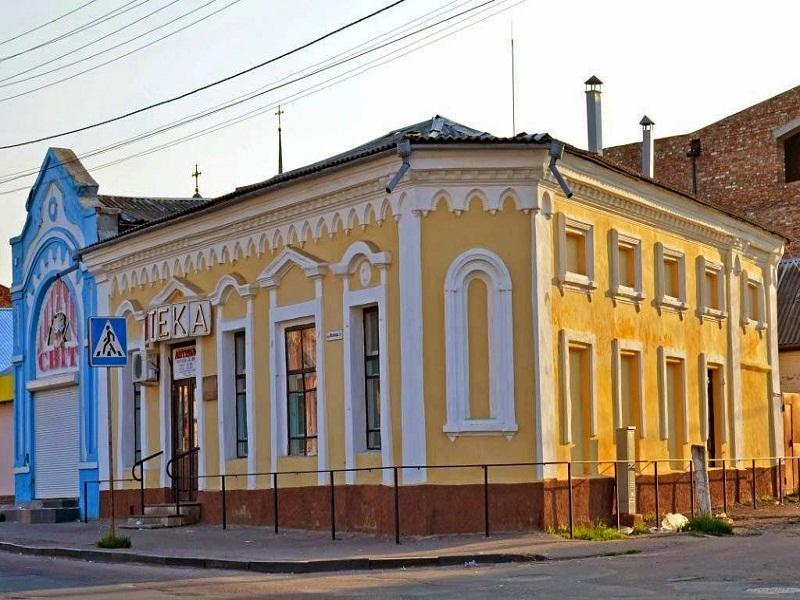 Аптека-музей Михайла Лігди (вул. Московська, 2)