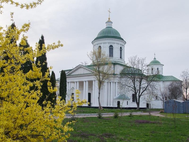 Всехсвятська церква