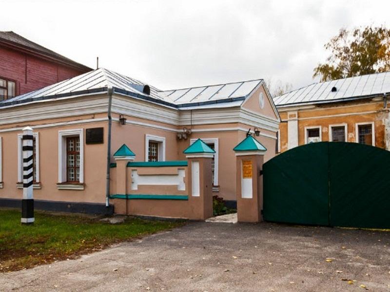 Будівля поштової станції