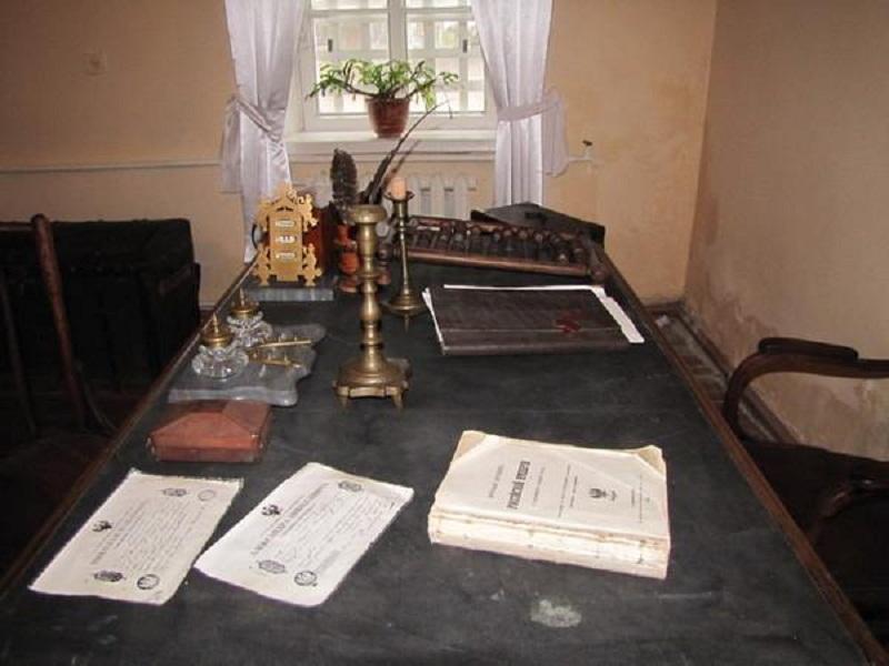 Стіл станційного наглядача