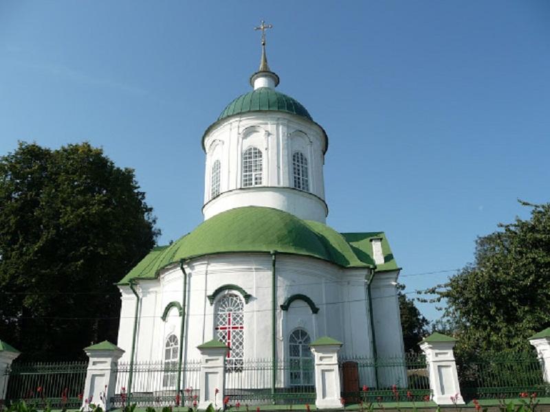 Чудово збережена Пантелеймоно-Василівська церква