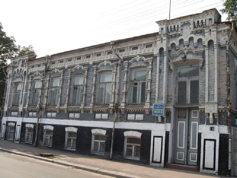 Колишній особняк Дяченків, зараз – музей