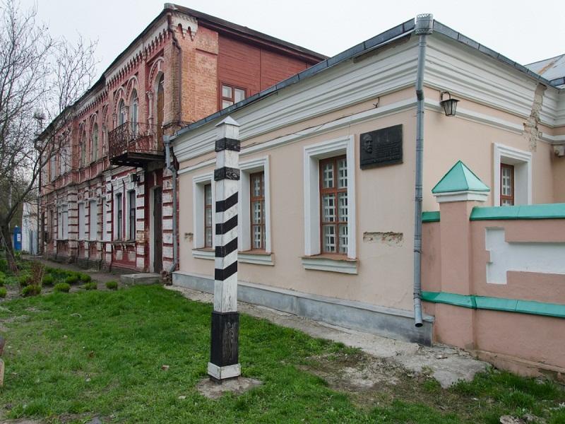 Будинок станційного наглядача