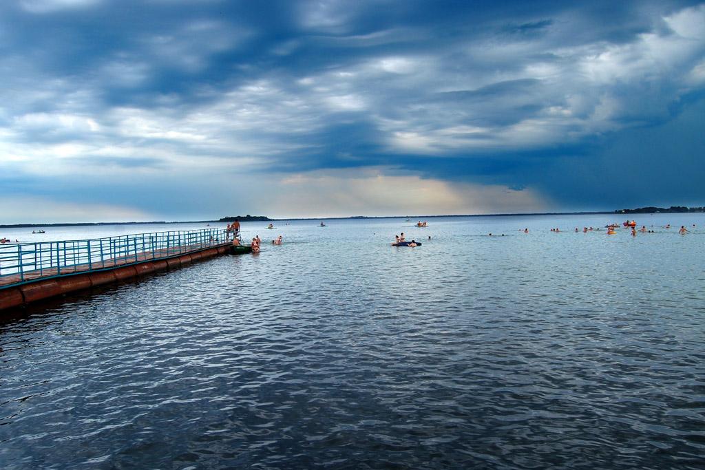 На Шацьких озерах...