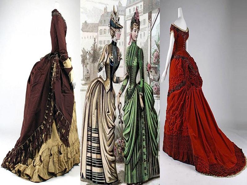 Світ вікторіанських мод