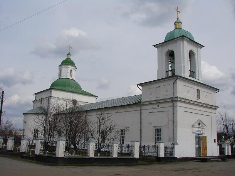 Легендарна церква на Магерках